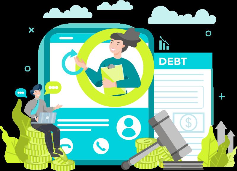debt management results